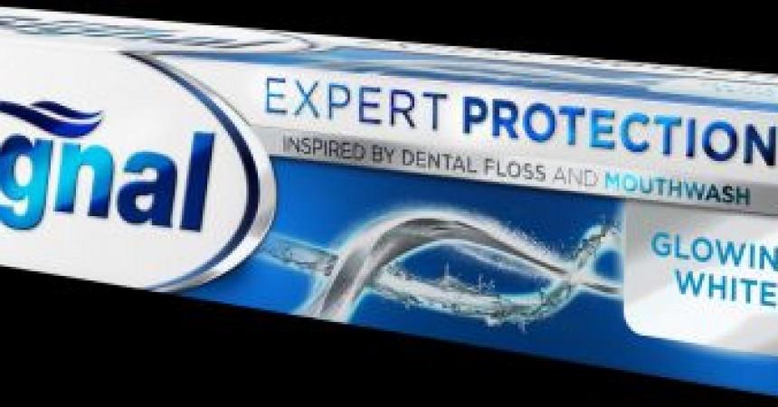 SIGNAL EXPERT PROTECTION – biały uśmiech dla całej rodziny.