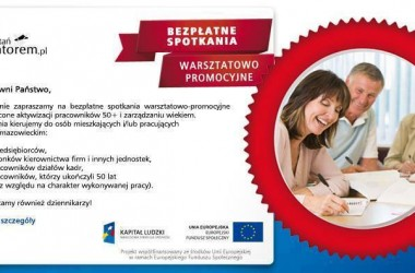 """Kolejne spotkanie """"Zatrudnienie Fair Play"""" w Warszawie – zapraszamy!"""