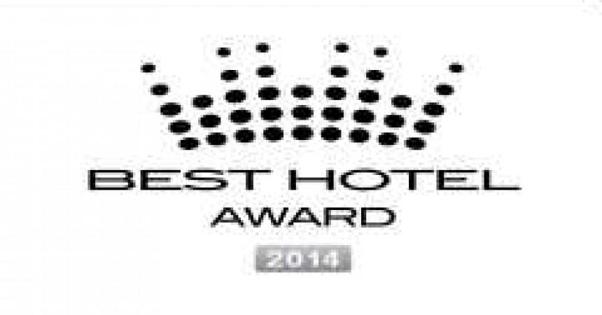 Best Hotel Award 2014 – już tylko do końca  listopada można oddawać głosy na najlepszy hotel w Polsce!