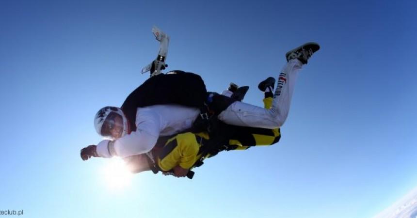 Skoki spadochronowe – teraz dostępne dla wszystkich!