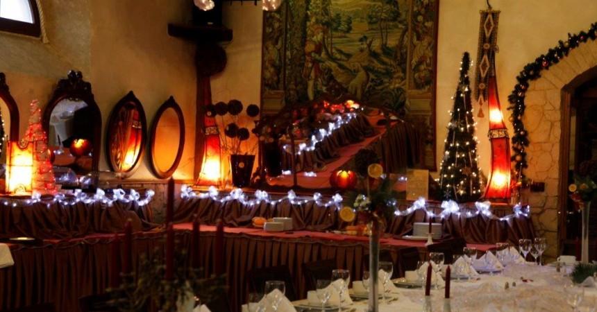 Tradycyjne Boże Narodzenie w historycznych wnętrzach hotelu Manor House SPA