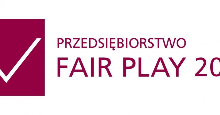 """Amwin uhonorowany tytułem """"Przedsiębiorstwo Fair Play"""" za rzetelność i dobre relacje z inwestorami, partnerami i pracownikami."""