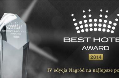 IV EDYCJA PLEBISCYTU BEST HOTEL AWARD 2014 ZAKOŃCZONA