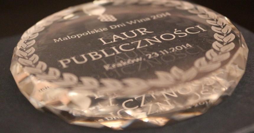 Sukces PSH na Małopolskich Dniach Wina