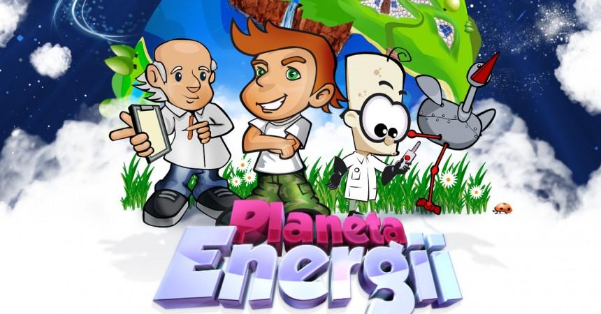 Planeta Energii – sposób na ciekawe lekcje o prądzie dla najmłodszych