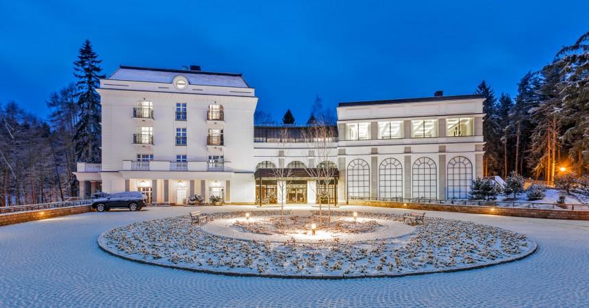 Pięciogwiazdkowy Hotel SPA Dr Irena Eris w polanickim kurorcie