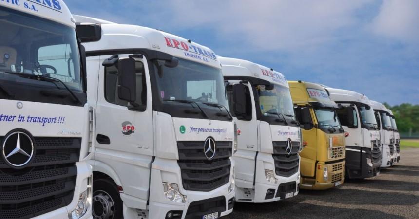Audyt i dobór opon dla flot pojazdów ciężarowych