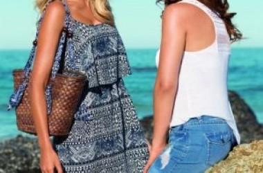 Modne plażowanie –  najnowsze trendy dopasowane do twojej figury