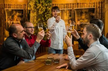 Browar wieczorową porą  czyli Noc Muzeów 2015 ujawnia sekrety piwnego świata