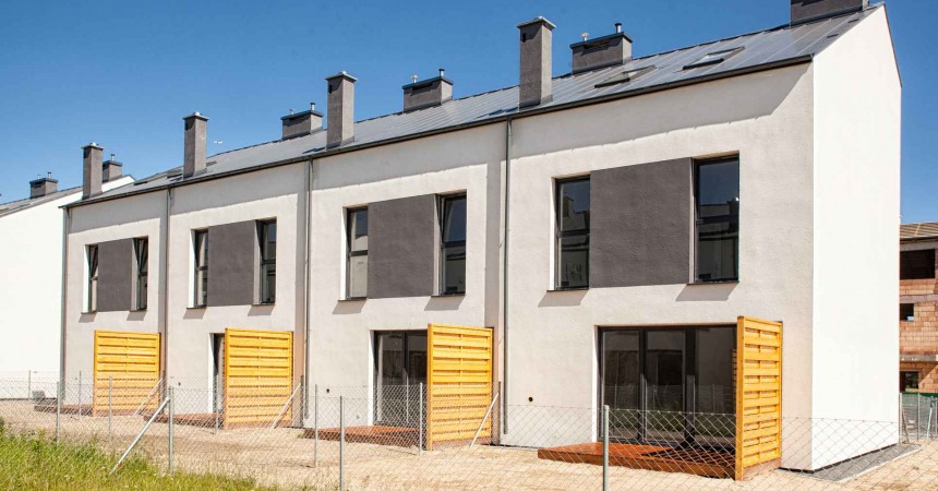 Świerkowa Polana z nowymi mieszkaniami