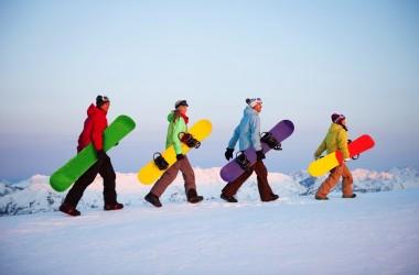 Jak się ubrać na snowboard?