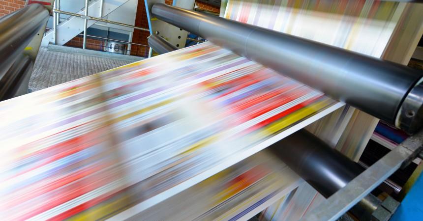 Drukowanie gazet krok po kroku?