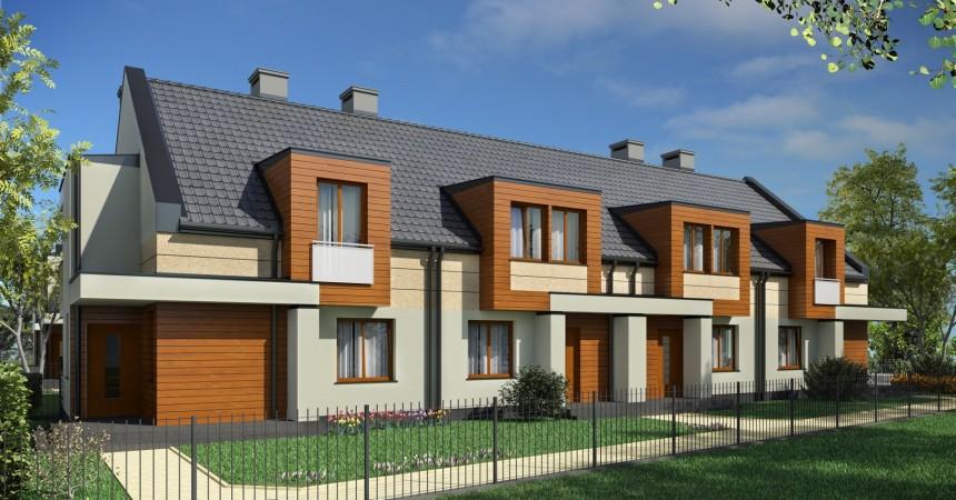 Chcesz mieć komfort mieszkania w bloku i swobodę we własnym domu? Zamieszkaj w szeregówce!