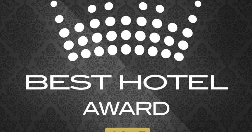 V EDYCJA PLEBISCYTU BEST HOTEL AWARD 2015 ZAKOŃCZONA!
