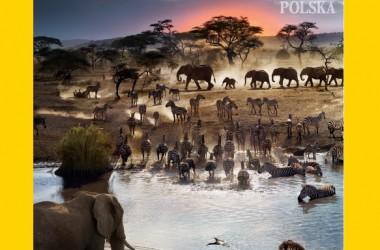 POWRÓT DO NATURY!  Styczniowy National Geographic Polska już w sprzedaży