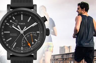 Timex Metropolitan+ – analogowy zegarek fitness
