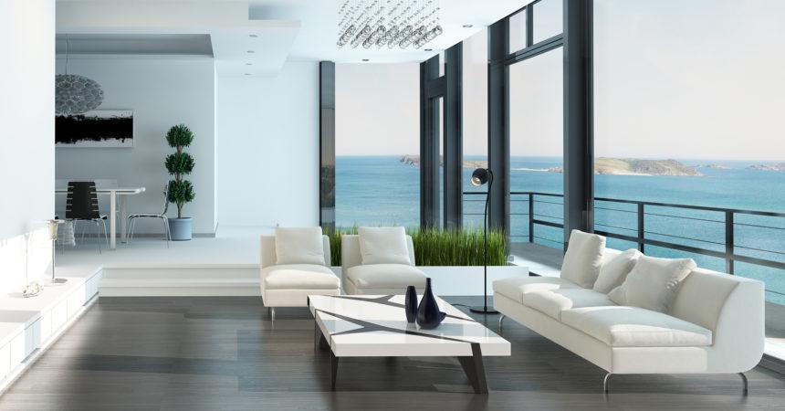 Apartament nad morzem jako doskonały sposób na ucieczkę przed miejskim zgiełkiem
