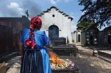 Współcześni Majowie w Meksyku i Gwatemali