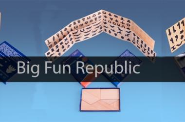 Puzzlomatic to teraz Big Fun Republic — najlepsze serie puzzli