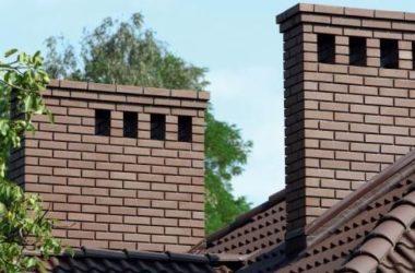 Komin z cegły – na co zwracać uwagę przy budowie?