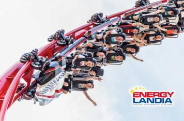 Energylandia– moc wrażeń dla każdego