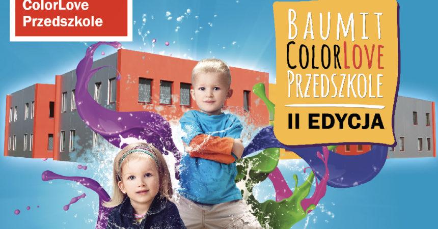 Kolory górą! Akcja ColorLove Przedszkole zawitała na Dolny Śląsk!