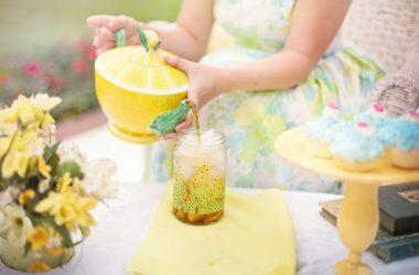 Herbata z dzikiej róży jako bogate źródło witaminy C