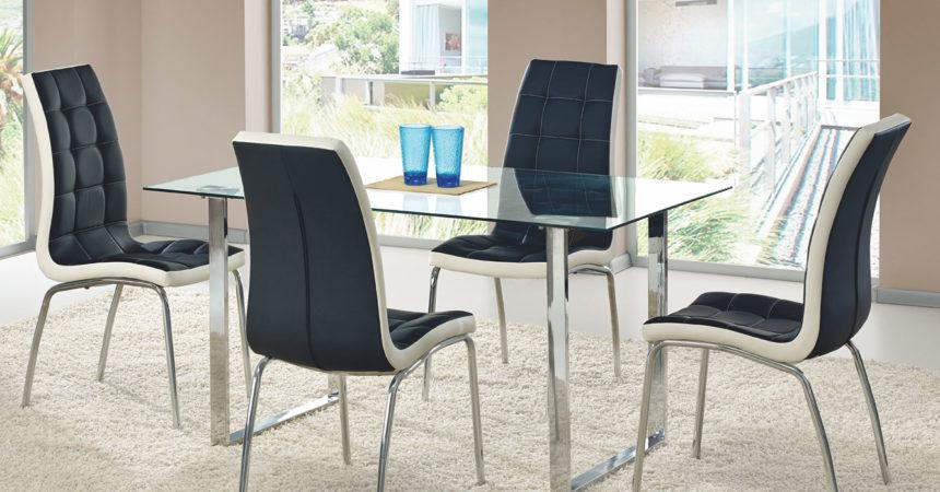 Ponadczasowe i efektowne szklane stoły
