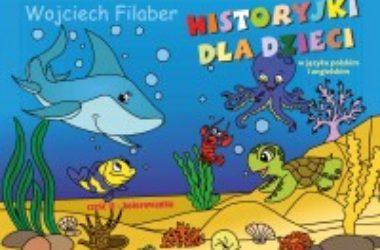 Historyjki dla dzieci w języku polskim i angielskim – kolorowanka