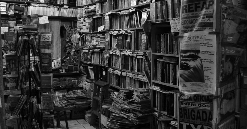 Antykwariat – najlepszy sposób na zakup tanich książek