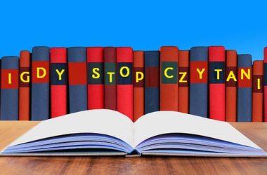 Nigdy stop czytaniu