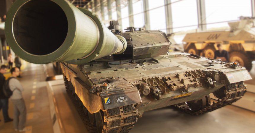 Najbardziej popularna gra f2p World of Tanks
