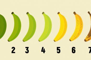 Którego banana zjesz? Twoja odpowiedź może mieć wpływ na twoje zdrowie