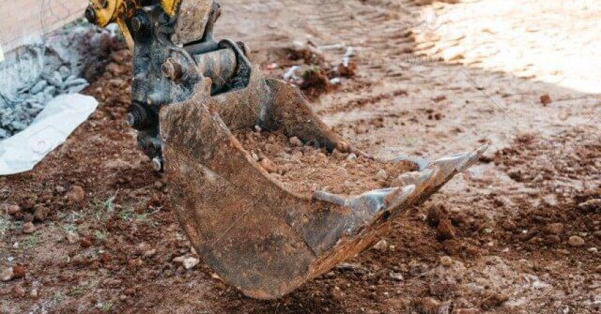 Kanalizacja – prace ziemne
