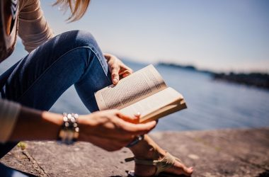 Lato z książkami