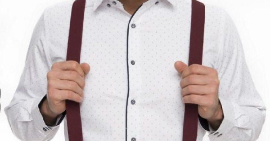 Jak nosić szelki męskie? 4 zasady dobrego stylu