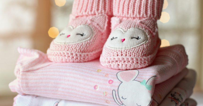 Jakie powinny być buciki dla niemowlaka?