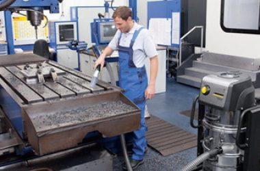 Maszyny przemysłowe Karcher – czystość i higiena pracy