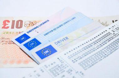 Ile kosztuje prawo jazdy w UK