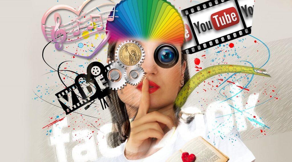 media społecznościowe to świetne miejsca aby reklamować firmę