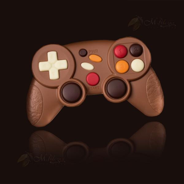 joystick z czekolady dla chłopaka