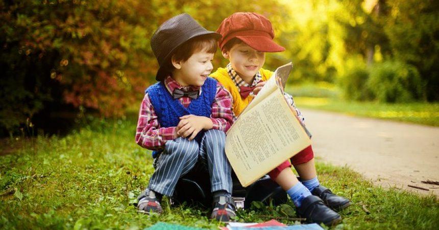 Ulubione książki dzieci – top 10