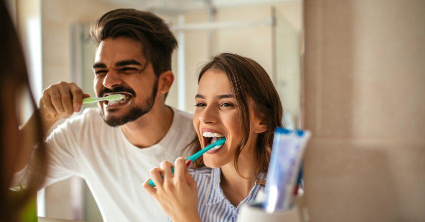 Jak prawidłowo wyczyścić zęby