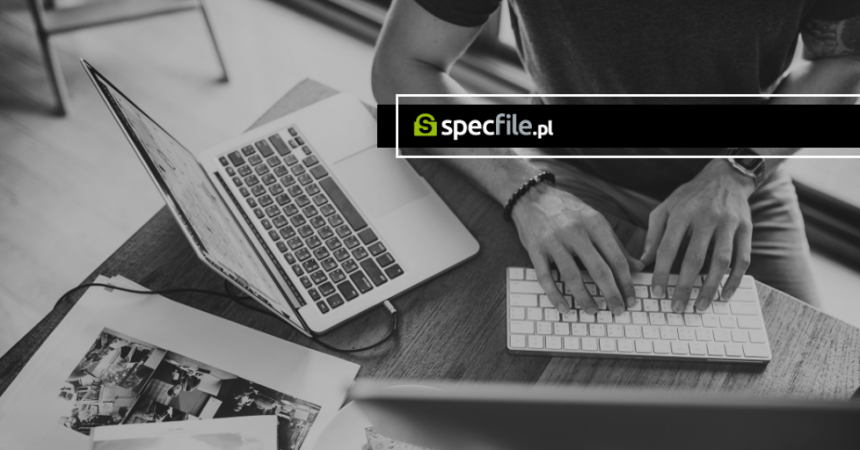 Nowe funkcje aplikacji do szyfrowania danych Specfile