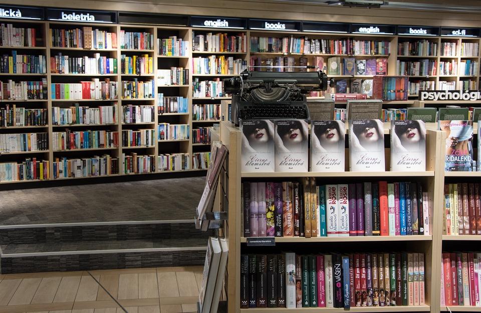 Tradycyjna księgarnia