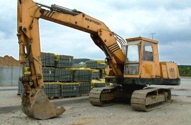 Gdzie kupić części zamienne do maszyn budowlanych?