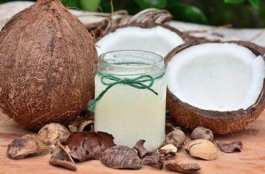 Olej kokosowy do smażenia i pieczenia- świetny pomocnik w odchudzaniu.