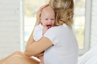 Jak zachować się po pojawieniu się ciemieniuchy u niemowlęcia?