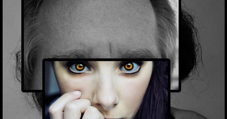 Schizofreniczny obraz świata