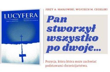 """Lucyfera – ambitna polska odpowiedź na """"Kod Leonarda da Vinci"""""""